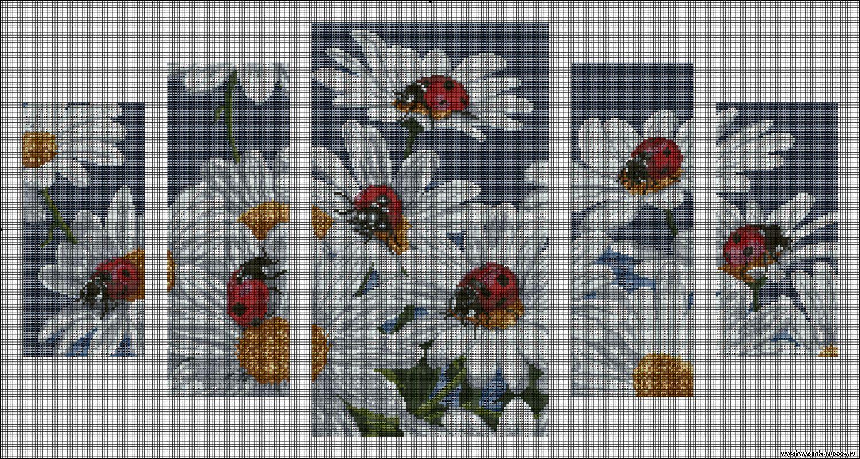 Качество схем вышивки с сайта вышивка крестом7
