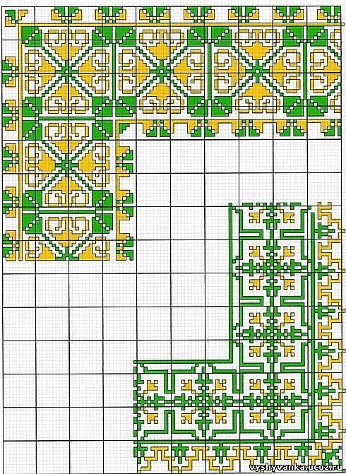 Українські геометричні орнаменти (різне) - Сторінка 5 - СПІЛКУВАННЯ ... 0496c062e43d1
