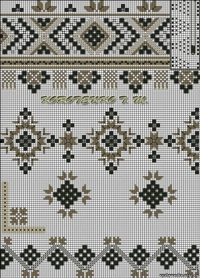 XFloss  Создание схем для вышивки крестиком или бисером