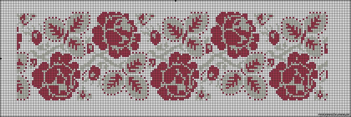 Схеми - Рушники - Галерея схем - Спілкування за вишивкою 03dad9ebfa710